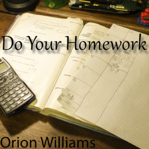 Do Your Homework cover