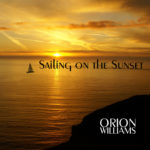 My latest song, Sailing on the Sunset, is available now