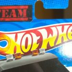 The Hot Wheels logo has a hidden image