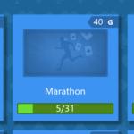 Solitaire Marathon Challenge Achievement