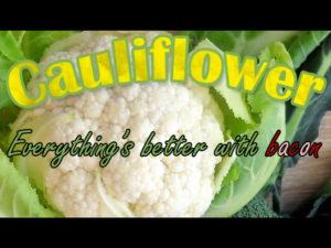 Cauliflower Ad, Bacon