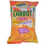 Hain Carrot Chips: Delicious and Discontinued (A Tribute)