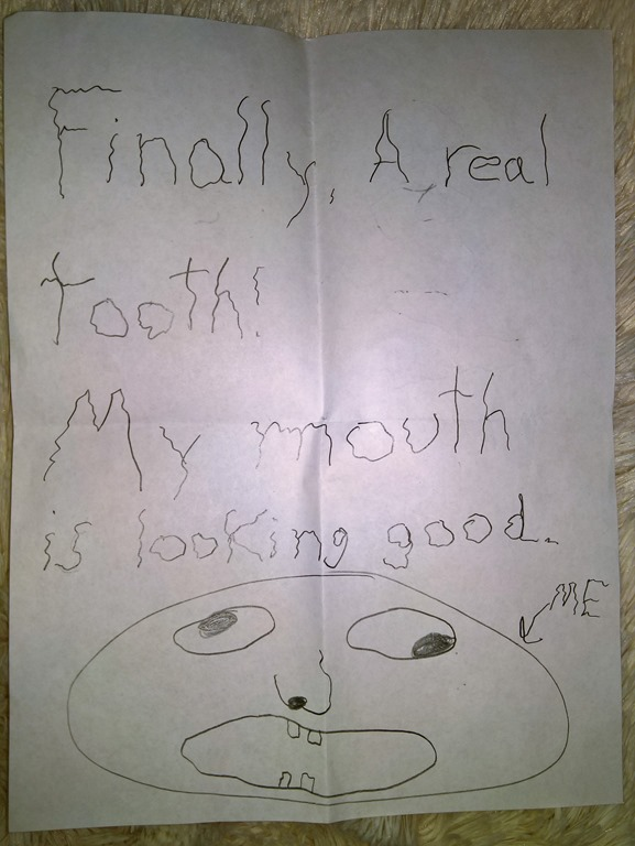Tooth-Monster-note-with-self-portrait.jpg