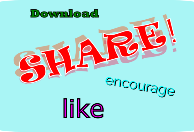 share-download-like-encourage